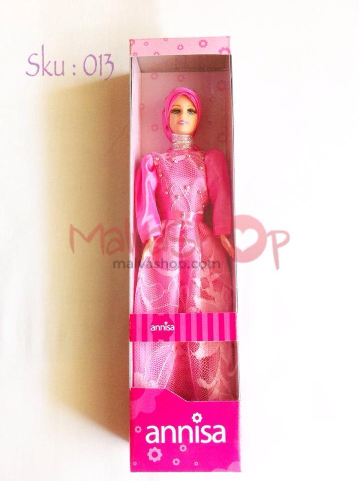 Terjual Boneka Barbie Muslimah dengan Berbagai Profesi b93fa5092d