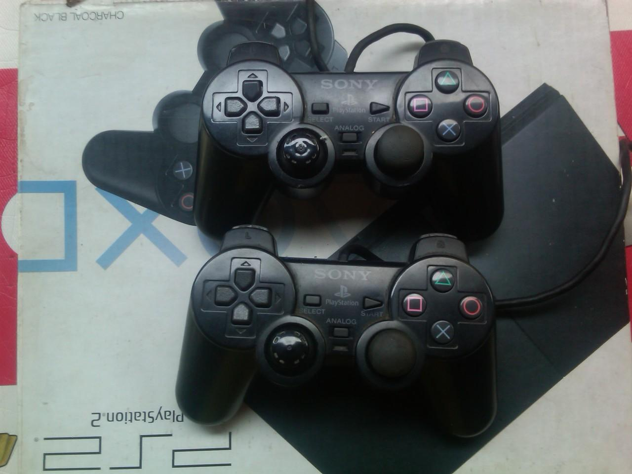 PLAY STATION 2(PS2)SLIM OPTIK SERI SCPH-90006 JUAL MURAH