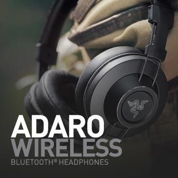 [ZENAUDIO] Razer Adaro in-ear, Stereo, Wireless, Kraken Forged, Neon, Blackwidow T2