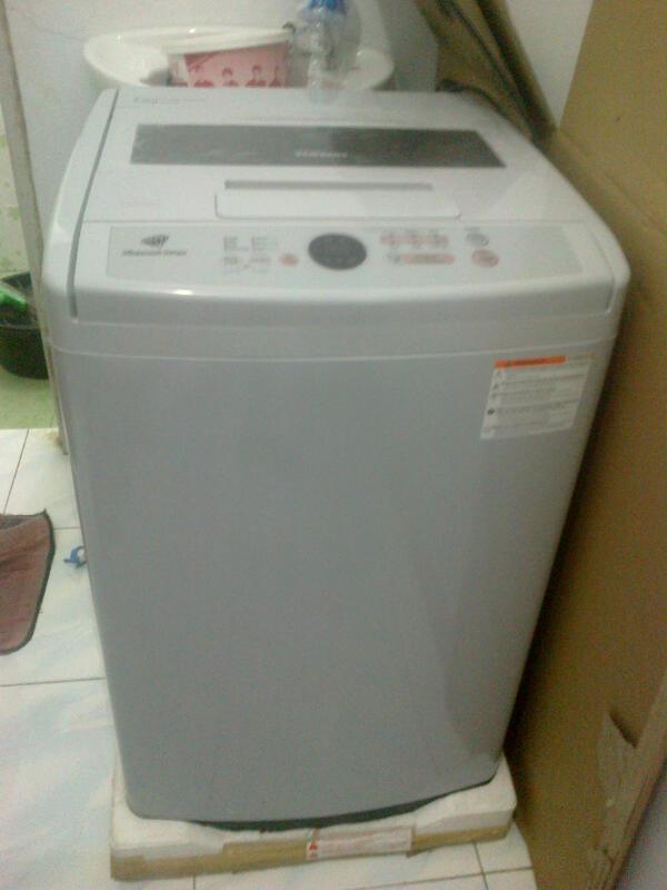 Mesin Cuci Samsung Wa80va