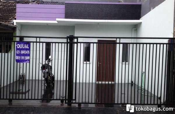 wts rumah kelapa gading griya lestari renov cantik 1,3 M