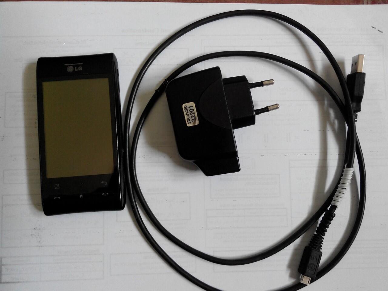 Jual Handphone LG GT540 Depok - Bogor