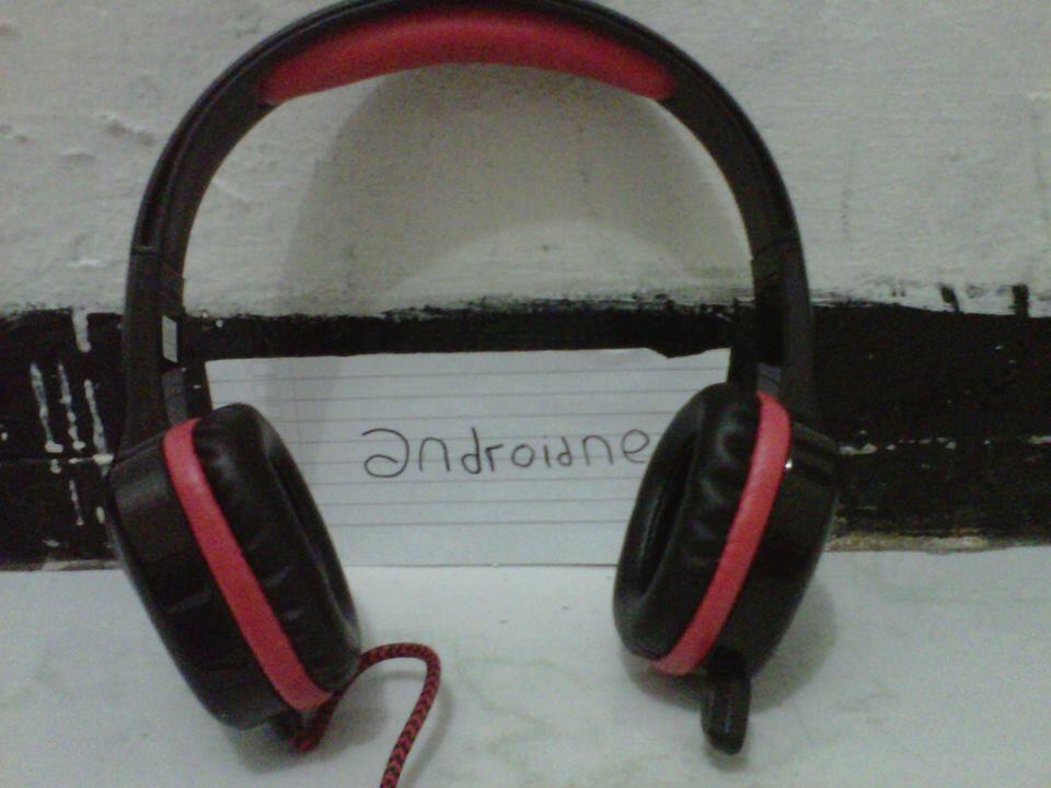 Di jual Headset Gaming SA-904