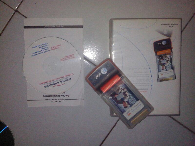MODEM AT&T SIERRA 875 (PCMCIA)