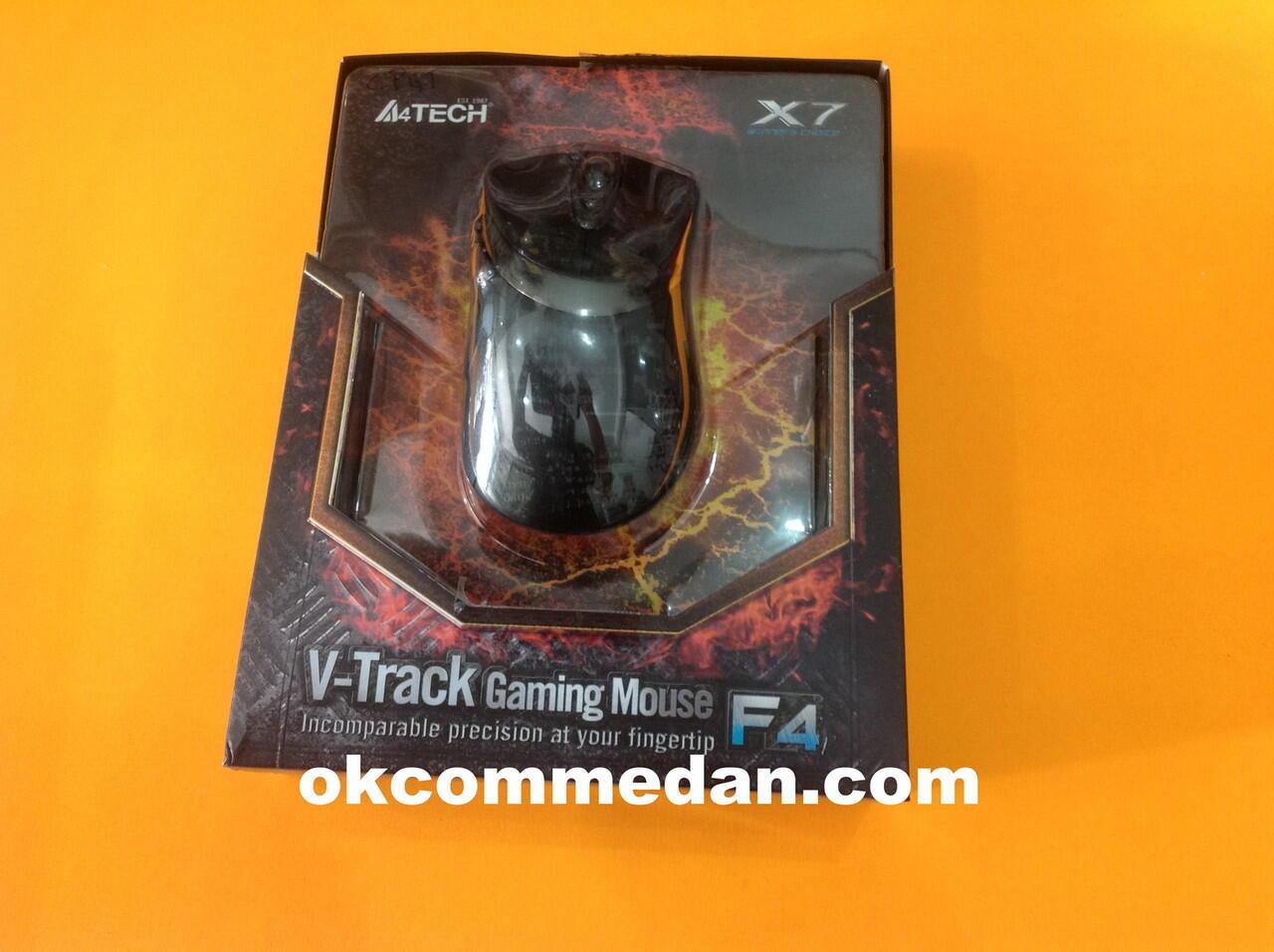 Mouse Gaming Macro A4Tech X7-F4 Murah