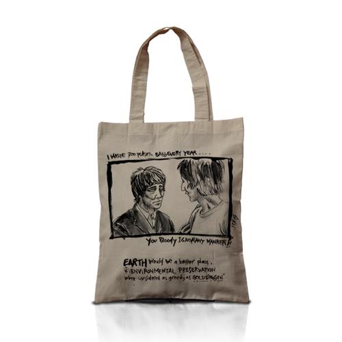 Jual Tas Tote Bag [ Retail ]   baGoes
