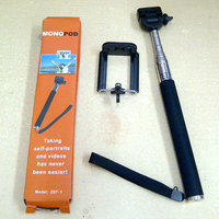 Ready Tongsis Stainless Monopod dan Fish Eye Harga Mumer