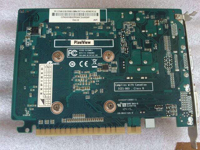 PixelView GeForce GT 630 2GB