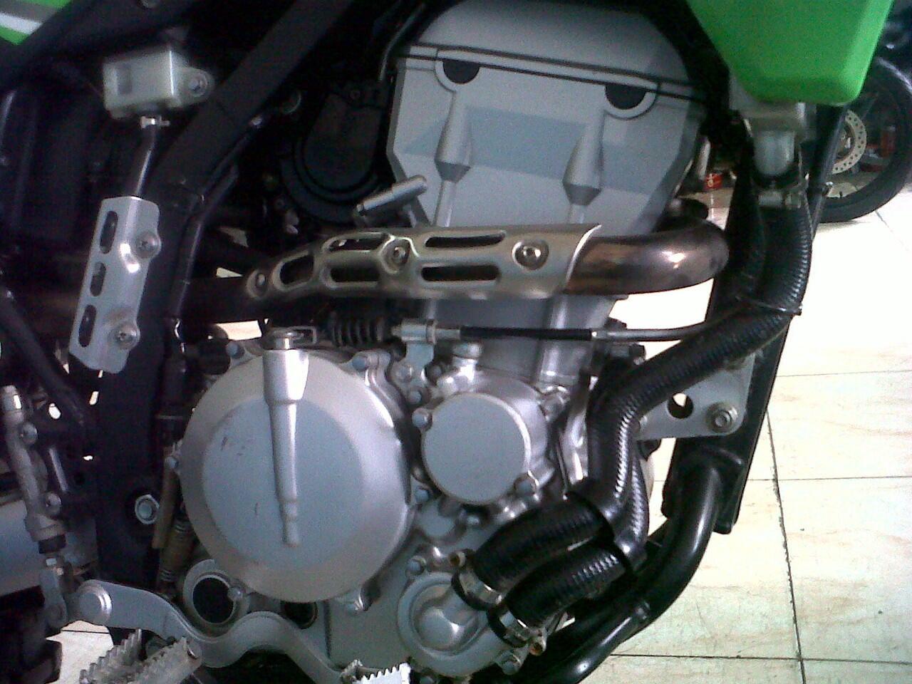 KREDIT MOTOR KAWASAKI KLX 250cc 2012 STOK TERBATAS