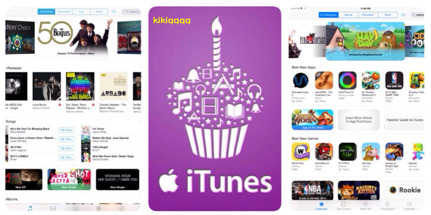 ░▒▓█ █ ▆ ITUNES GIFT CARD ▆ █ █▓▒░ IGC MURAH INDONESIA | 100% LEGAL + CERTIFICATE