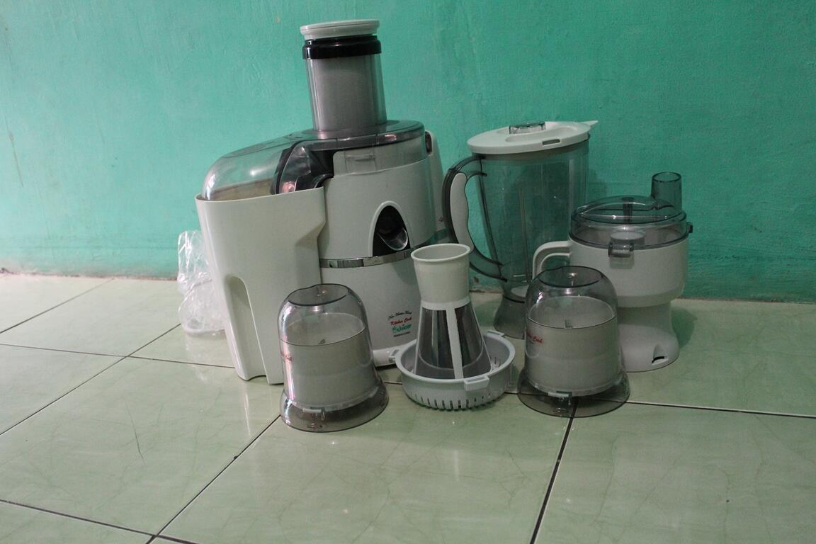 Jual Blender Kitchen Cook (7in1)