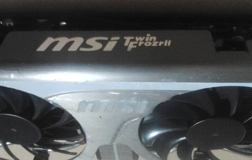 VGA MSI GTX 560Ti TwinFrozr II/OC [Semarang]