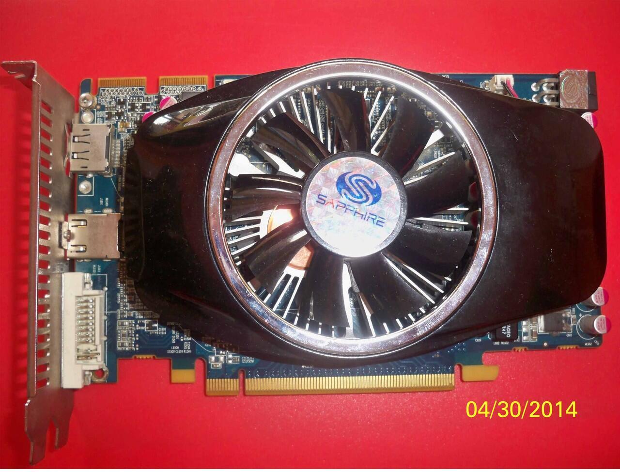 VGA PCI Express GT430 HD5750 GTS250 (Bandung) Murah Mantap buat Gaming