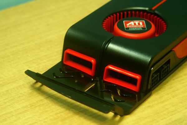 VGA ATI Radeon HD5870 Reference