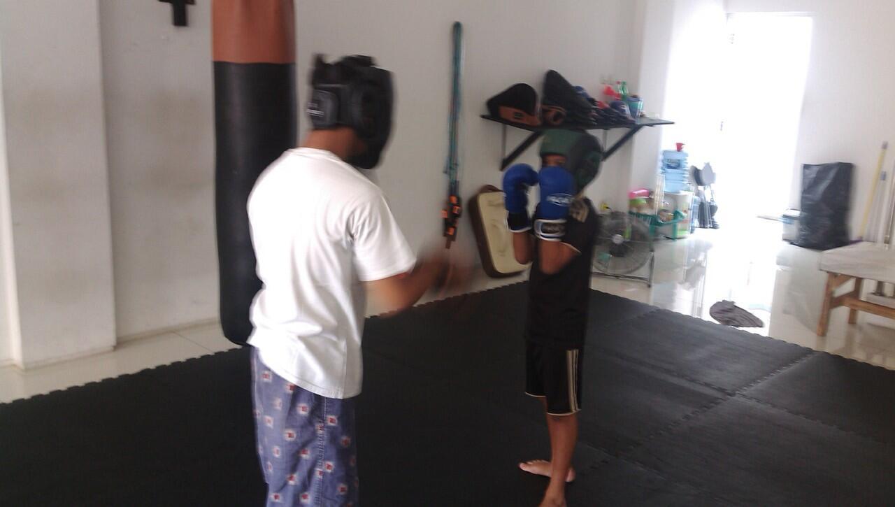 LUTADOR MMA CAMP