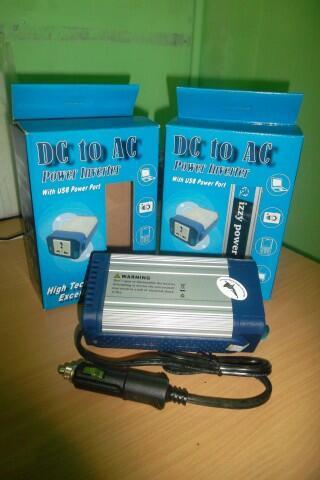 Izzy Power Dc To Ac Car Inverter Yogyakarta
