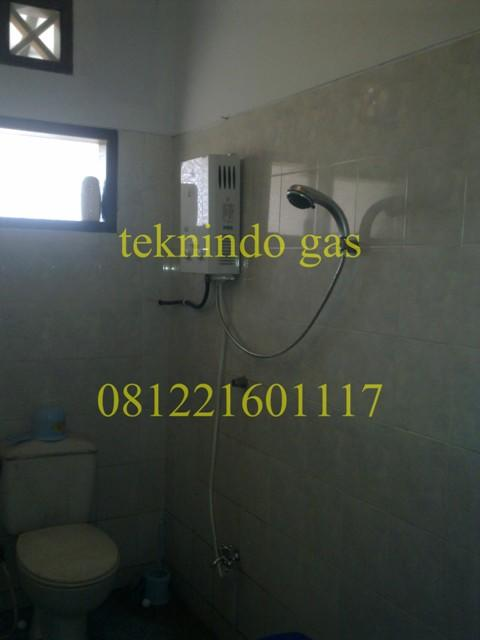 Pemanas Air Gas Rinnai