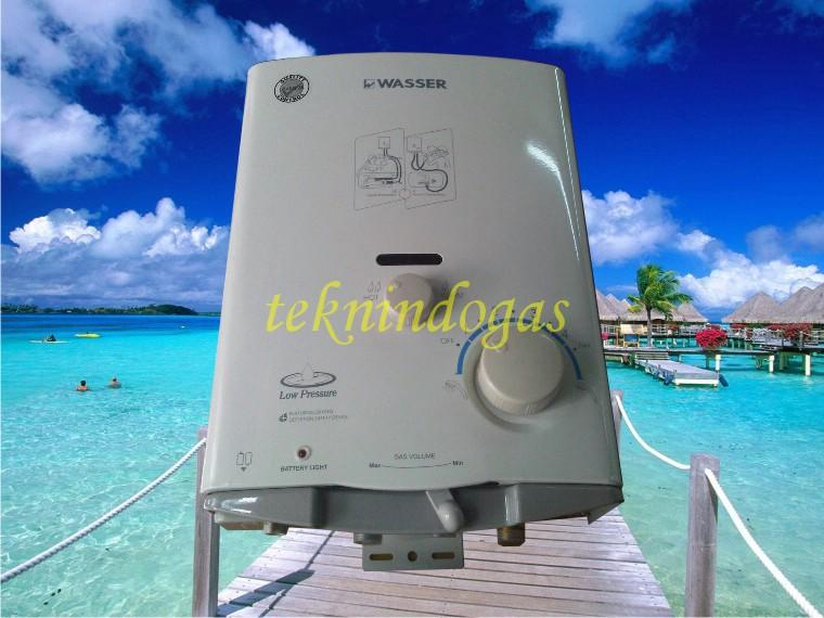 Water Heater Gas Wasser Wh-506a