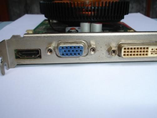 Vga Pci-E PixelView 9500GT 1 GB 128 Bit DDR3 HDMI,D-sub,DV