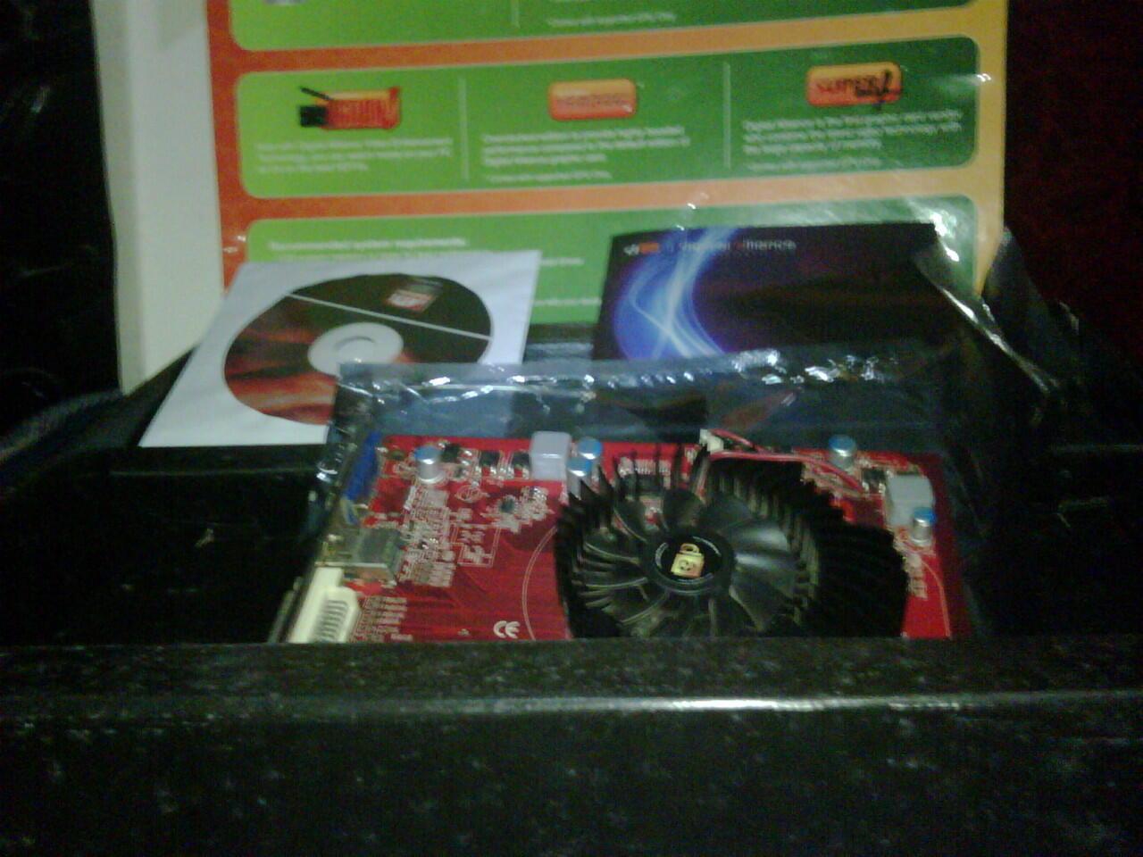 Jual VGA DigitalAliance 4650 512Mb HM