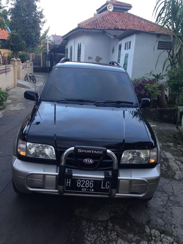 SPORTAGE LONG 4X4 4WD ISTIMEWA SEMARANG