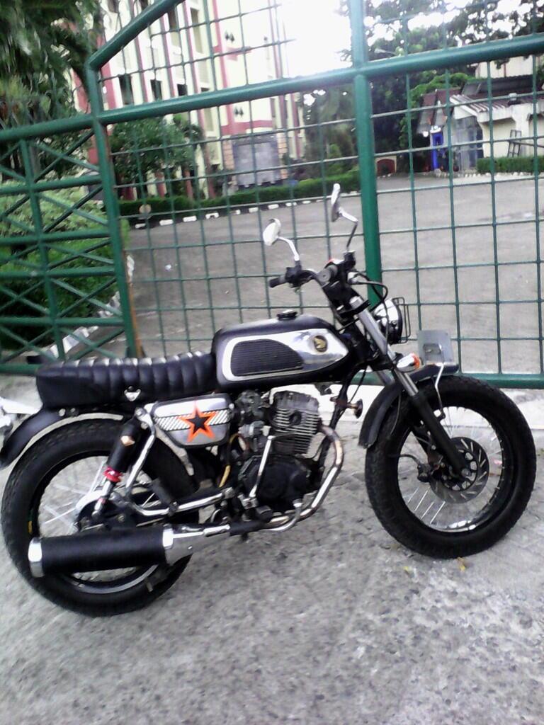 Terjual Cb 100 Tahun 1981 Mesin Tiger