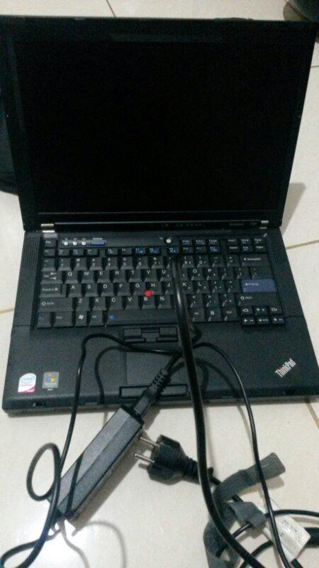laptop ibm thinkpad lenovo R61