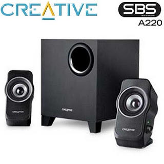 Speaker aktif Creative SBB A120 2.1 Speakers with Subwoofer