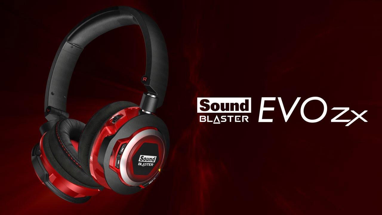 JUAL RUGI !! Creative Sound Blaster EVO USB Gaming Headset ...