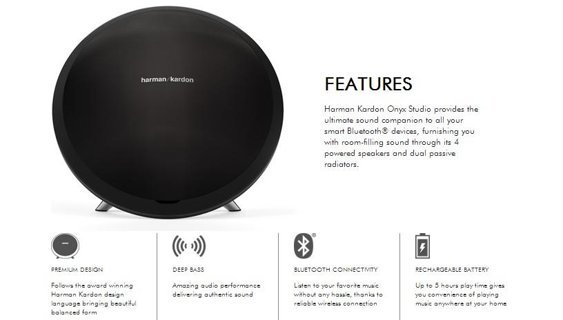 Speaker Harman Kardon Wireless