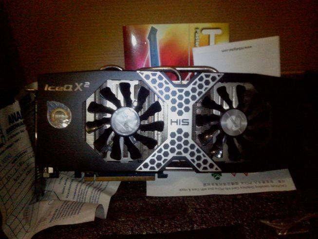 WTS 2 VGA HIS R9 280x ICE Q X2 Jogja