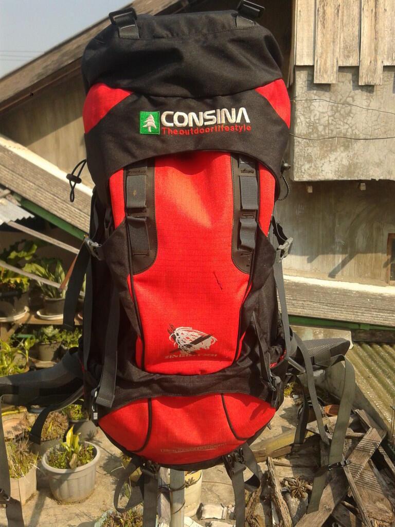 Tas Carries Consina Expedition 75 + 5 L / Tas Gunung
