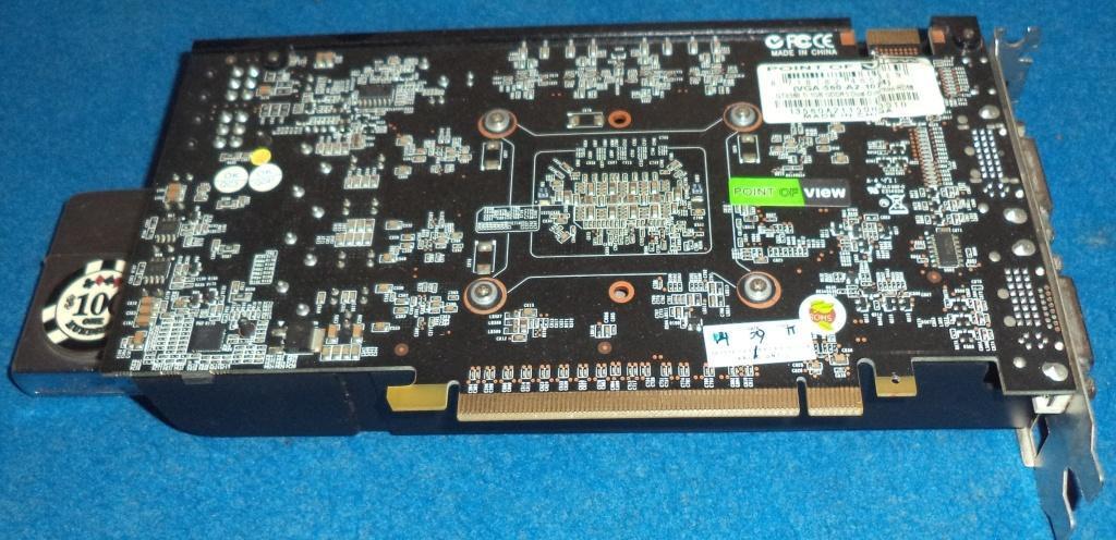 :: POV GTX 560Ti 2nd BOX ::