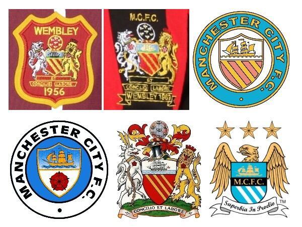 Revolusi Lambang Club Sepak Bola Dunia