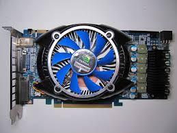 VGA GTS 250 DDR3
