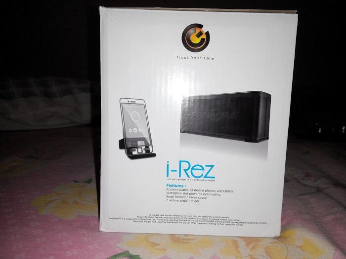 Speaker Bluetooth PANDORA 3 Free (100000%new BATAL PAKE)