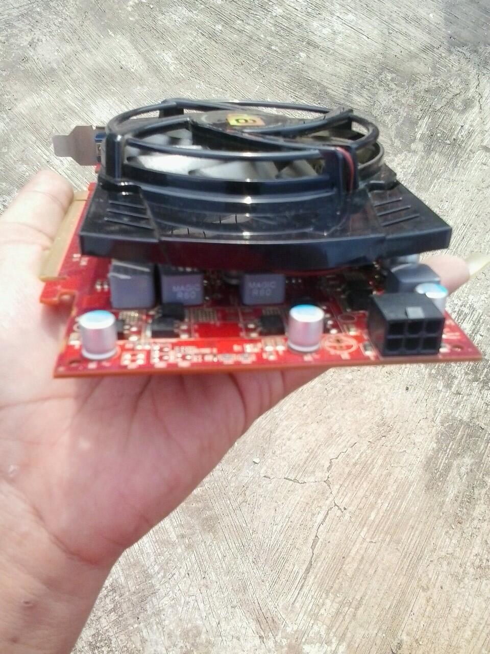 VGA Digital Alliance 5750 1Gb 128bit DDR5