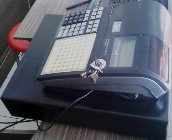 Mesin Cashier / Cash Register: CASIO SE-C2000
