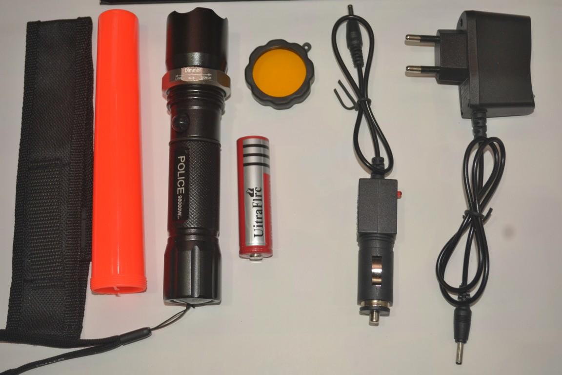 GROSIR SENTER CREE SWAT LED TERANG
