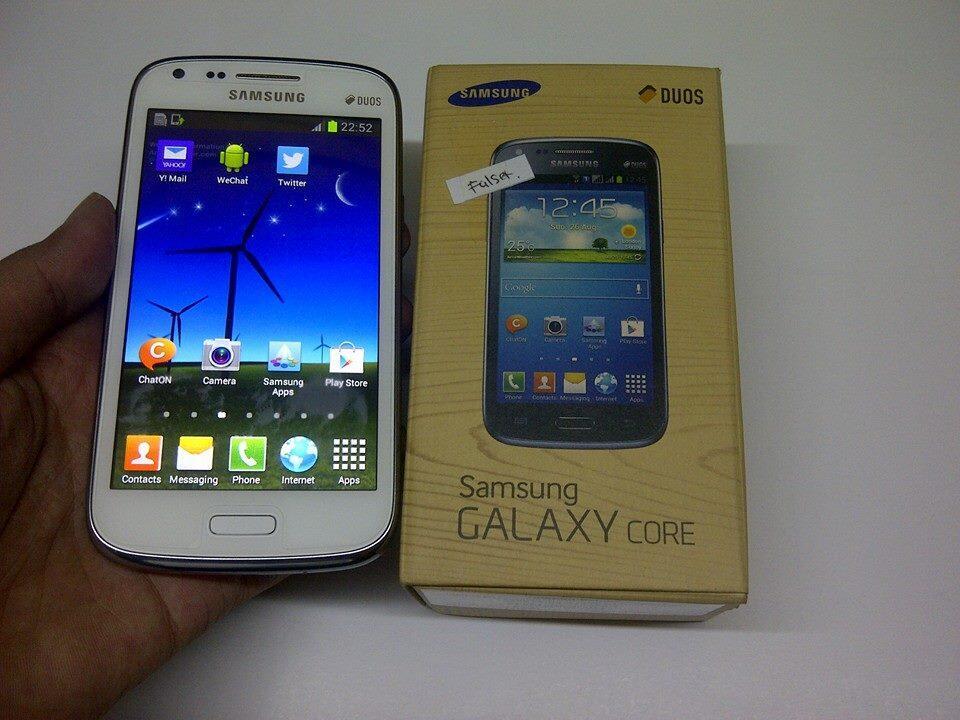 Samsung galaxy core duos white mulus Istimewa Grs resmi SEIN bantul yogya >>>