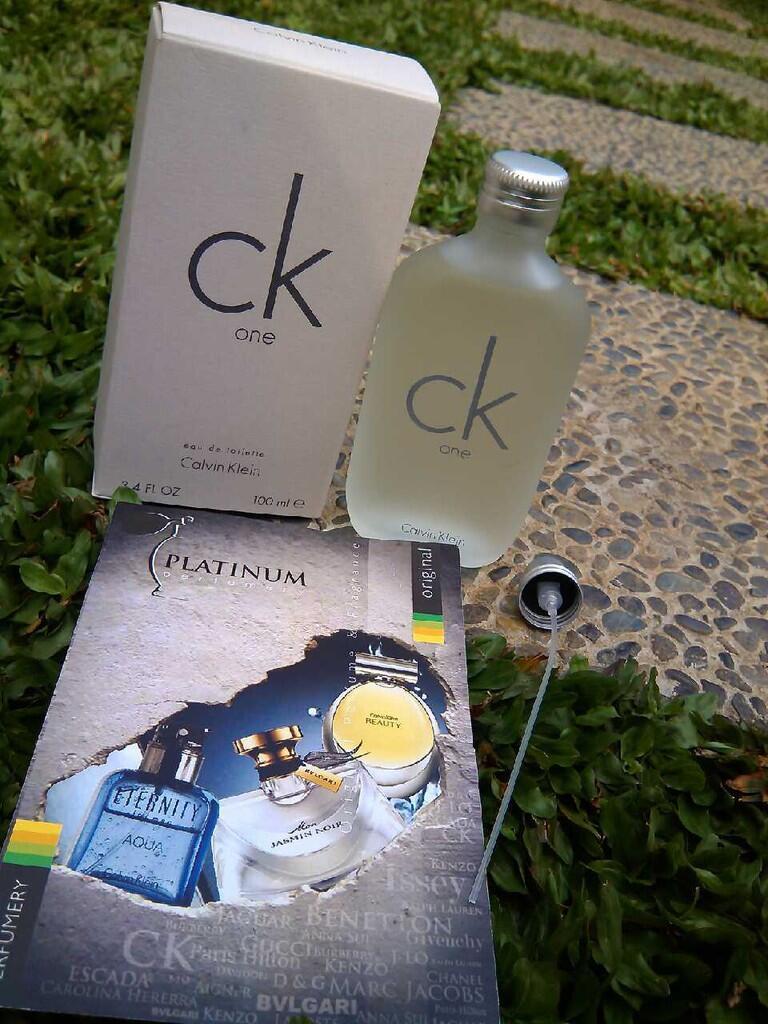 Parfum Original Calvin Klein One 100ml (CK One)