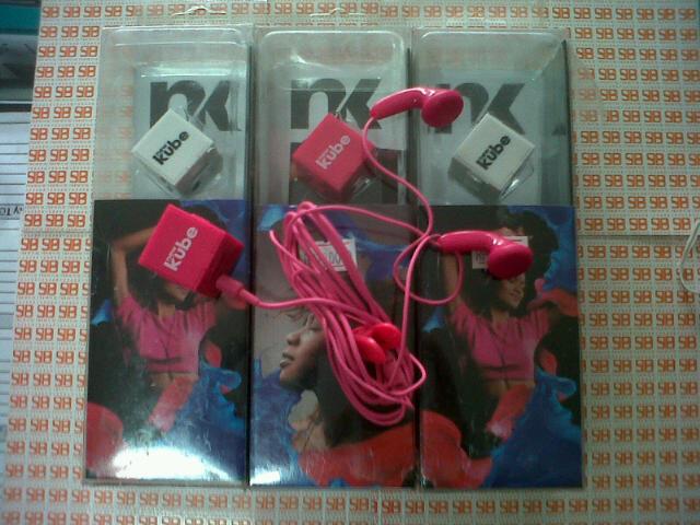 NEW KUBE MP3 PLAYER
