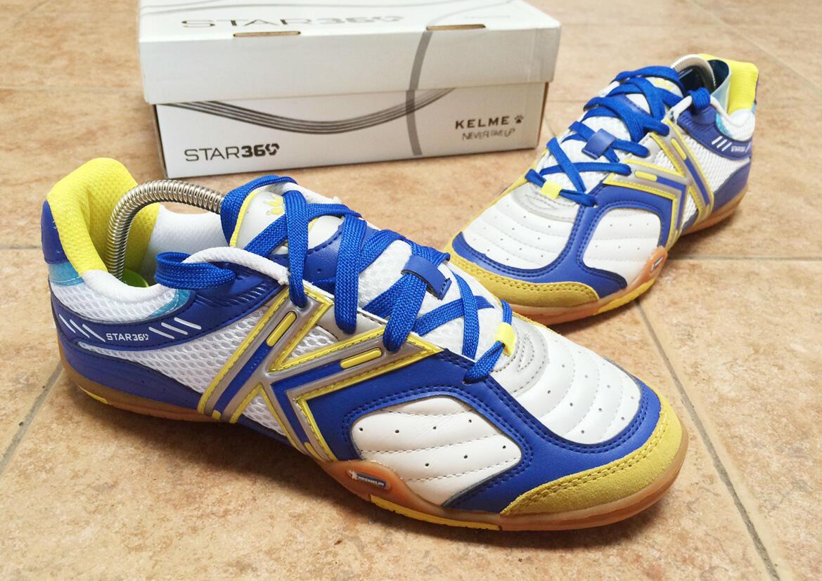 559446ab2f4 Terjual Kelme Star 360 Michelin Topgrade Futsal Boot