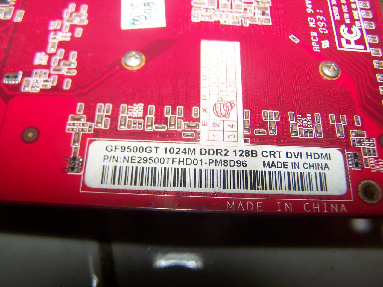 VGA Digital Aliance 9500GT 1GB 128bit