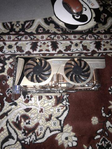 WTS MSI GTX 465 GOLD EDITION