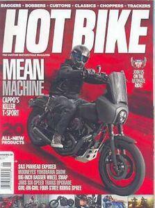 Jual Majalah Impor Hot BIKE, Dirt Rider dll Edisi baru