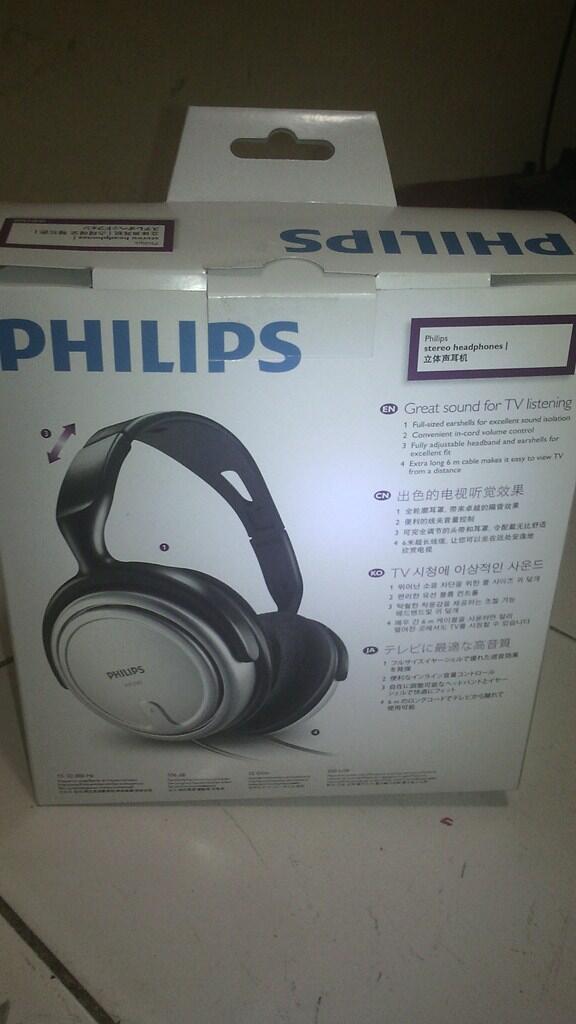 Jakarta - headset philips SHP 2500