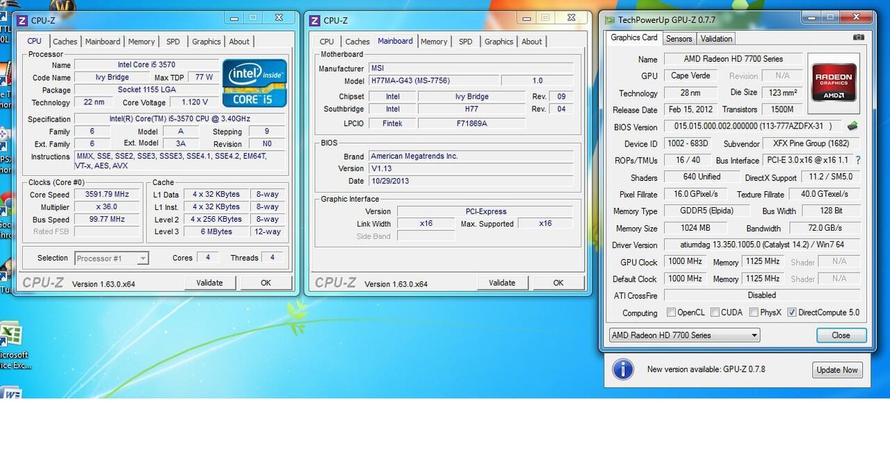 Jual VGA XFX HD 7770