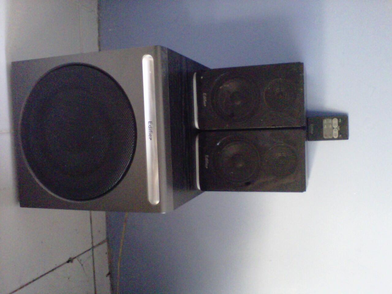 EDIFIER C3,MULUSS Suara MANTAP