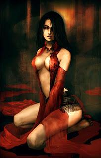 10 Jagoan Cewek Seksi Dalam Video Games
